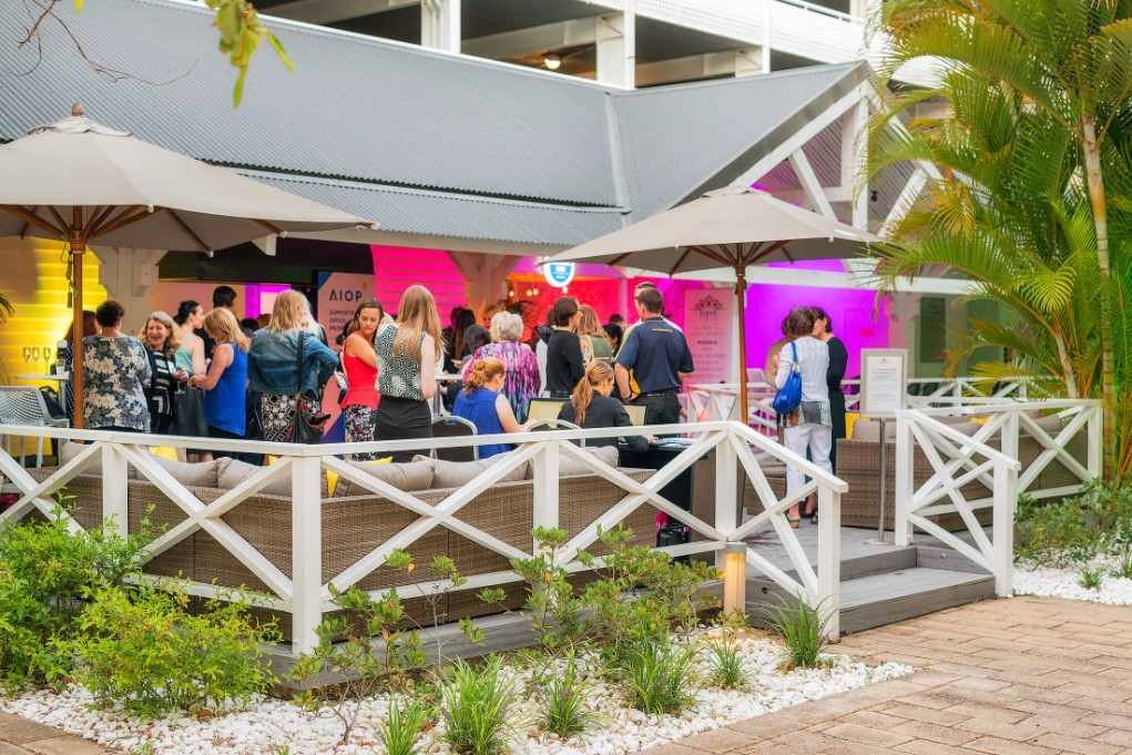resort-pool function space for hire Fremantle, Perth