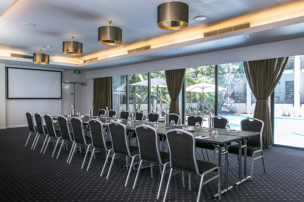 Esplanade Hotel Fremantle by Rydges Perth - Conference Meetings & Events Venue Admiralty Gulf Boardroom