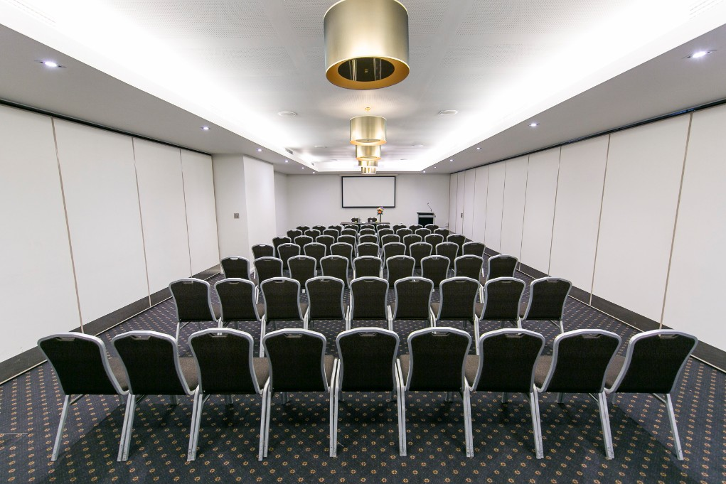 Esplanade Hotel Fremantle by Rydges Perth - Conference Meetings & Events Venue - King Sound Function Room Theatre style setup