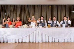 Wedding Reception in Fremantle Perth