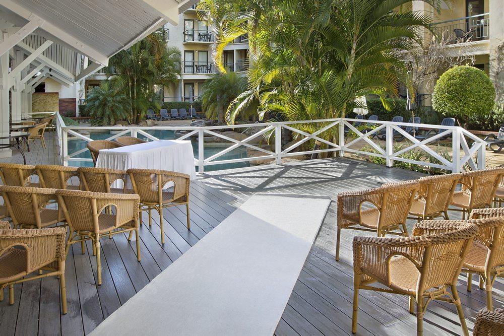 Wedding_Resort-Poolside Bar Fremantle Perth - Private Function Event Venue