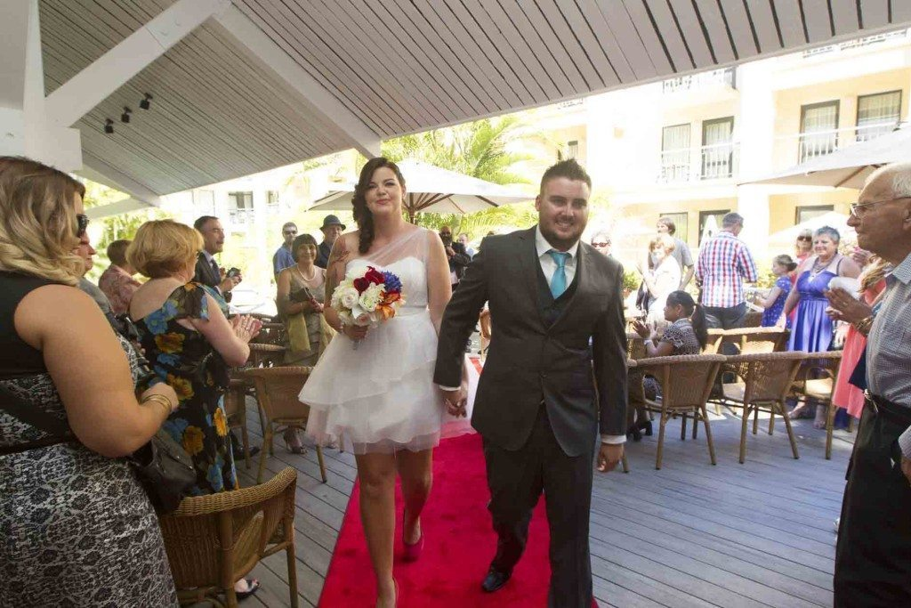 esplanade-wedding venue for hire - resort poolside bar Fremantle Perth