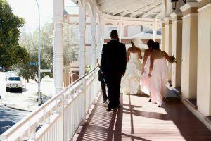 Wedding in Fremantle - Venue for Hire - Hotel Indoor Wedding