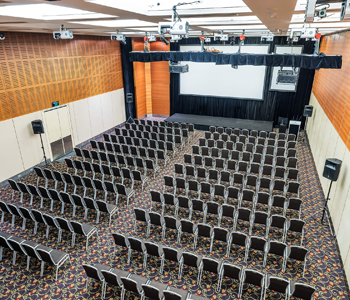 Function theatre room for hire - Conference Meetings and Events Fremantle Perth