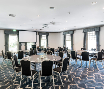 Function Room for Hire - Cabaret Style
